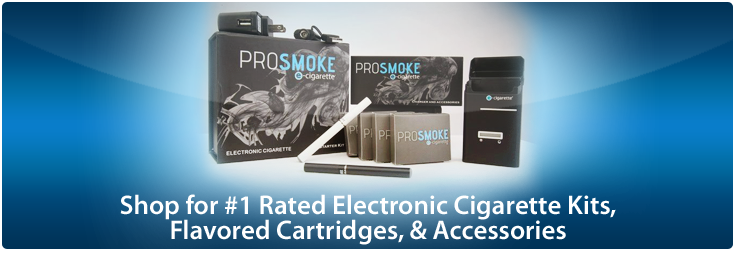Shope for electronic cigarette Kits
