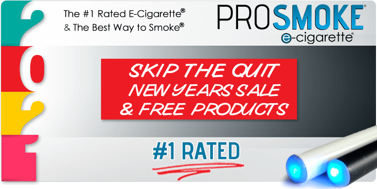 New Years 2021 E-Cigarette Coupon Codes