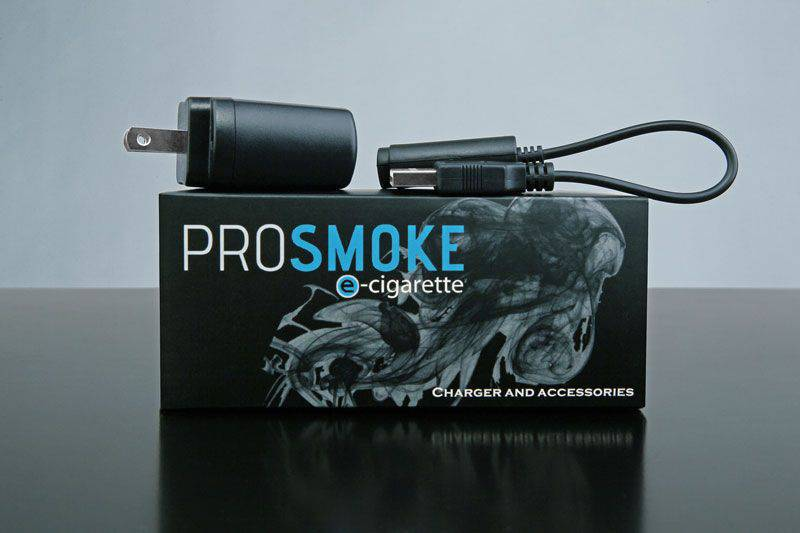 Replacement Wall/USB Charger for ProSmoke E-Cigarette