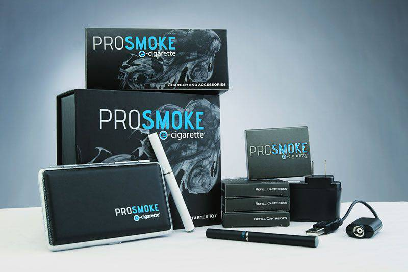 ProSmoke Electronic Cigarette Super Starter Kit