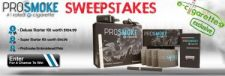 ProSmoke Sweepstakes, bought to you by ecigs365!