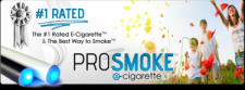 Spring Into Saving's with #1 Rated ProSmoke Electronic Cigarettes